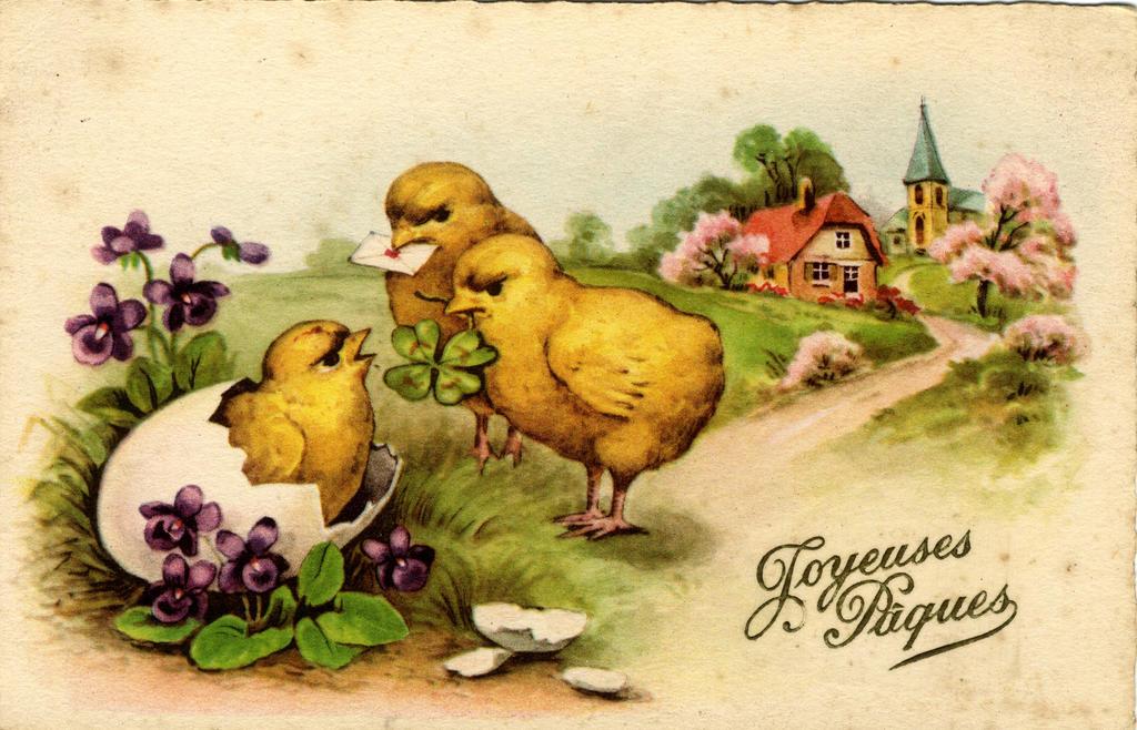 Joyeuses paques by arianejurquet on deviantart - Joyeuses paques images ...