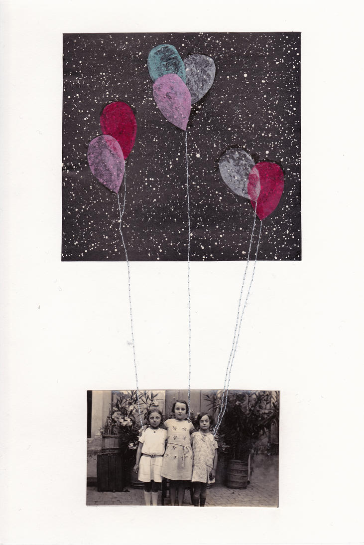 Collage 2013 005 by ArianeJurquet
