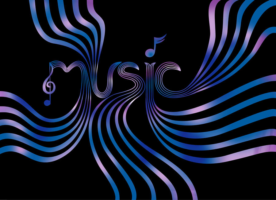 Music Illustrative Title by white-tigress-12158