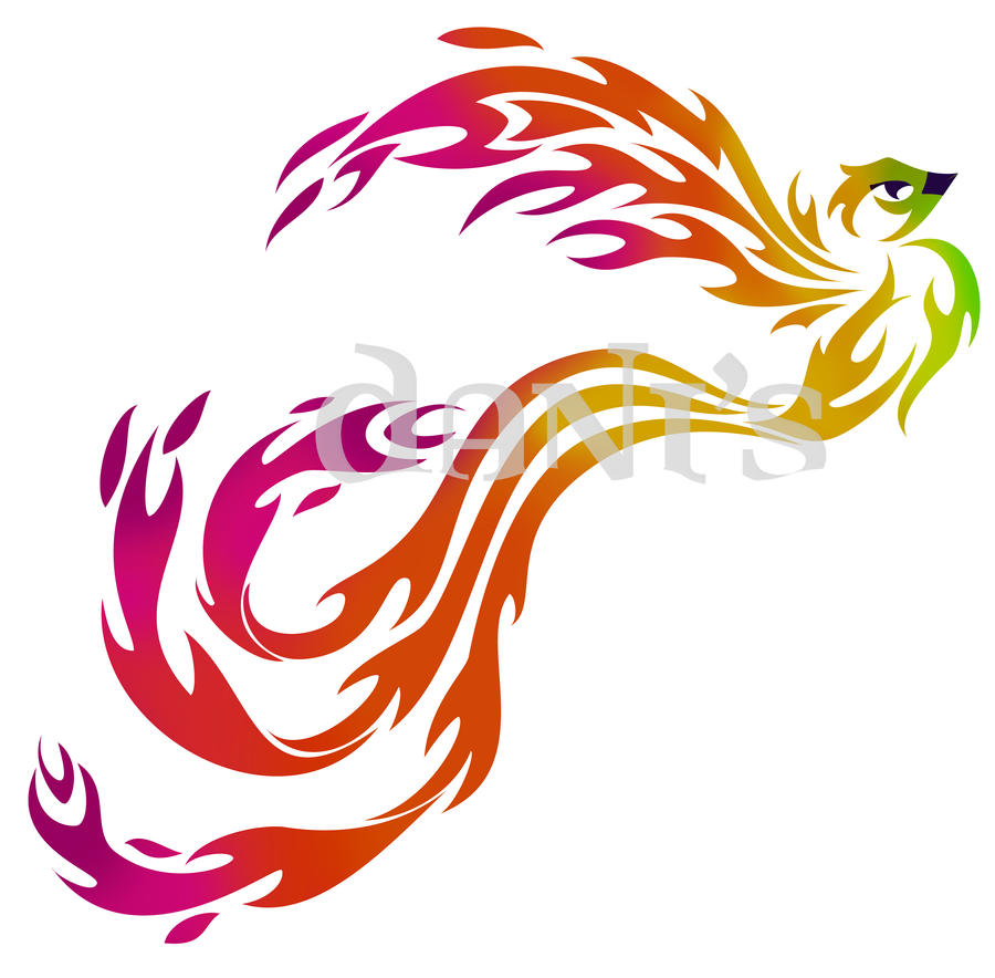 Tribal Scorpion By White Tigress 12158 On Deviantart: Phoenix Tattoo By White-tigress-12158 On DeviantArt