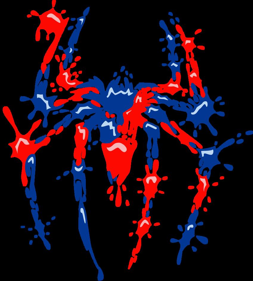 Tribal Scorpion By White Tigress 12158 On Deviantart: Spider Man Logo Paint By White-tigress-12158 On DeviantArt