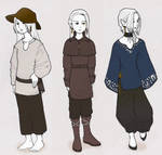 DR Eloren Outfits I