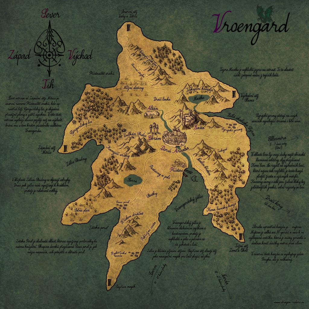 Vroengard - Dragon Riders