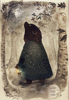 Moon Forest Traveller