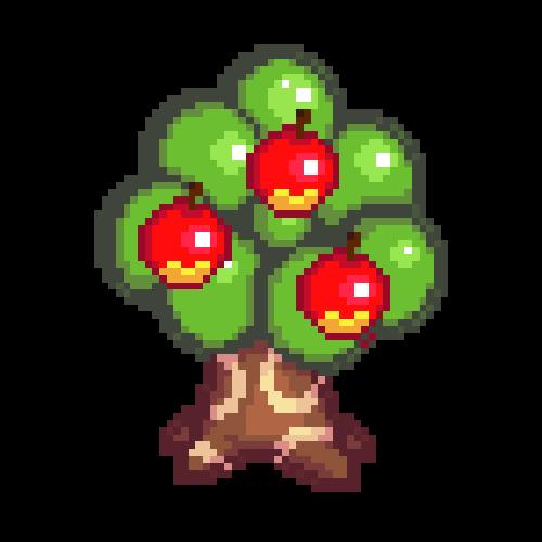 Animal Crossing Tree - Pixel Edition by DaltonKeslar1206 ... - Pixel Art Animal Crossing
