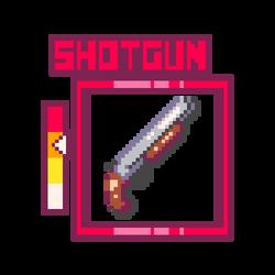 Sawed-Off Shotgun 2.0 - Pixel Edition by DaltonKeslar1206
