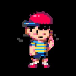 Ness - Pixel...ier Edition by DaltonKeslar1206