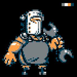 Tinker Knight - Pixel...ier Edition by DaltonKeslar1206