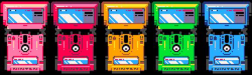 Famicom Cartridges/Disks - Pixel Edition by DaltonKeslar1206