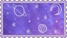 Space Stamp F2U by Darling-baby-girl