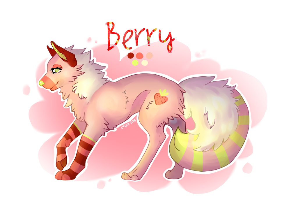 Berry Ref 2015 - 2016 by Nonsensical-Me