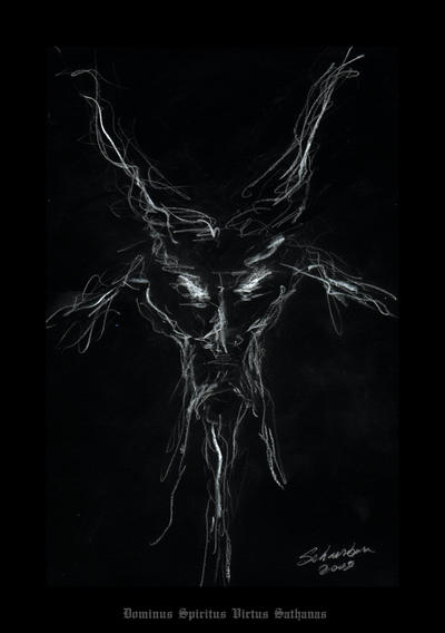 DominusSpiritusVirtusSathanas by schaerban