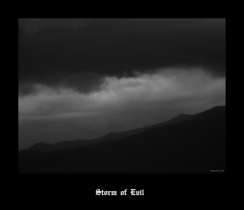 Storm of Evil by schaerban