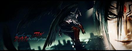 Devil Jin signatura by darkdhalia