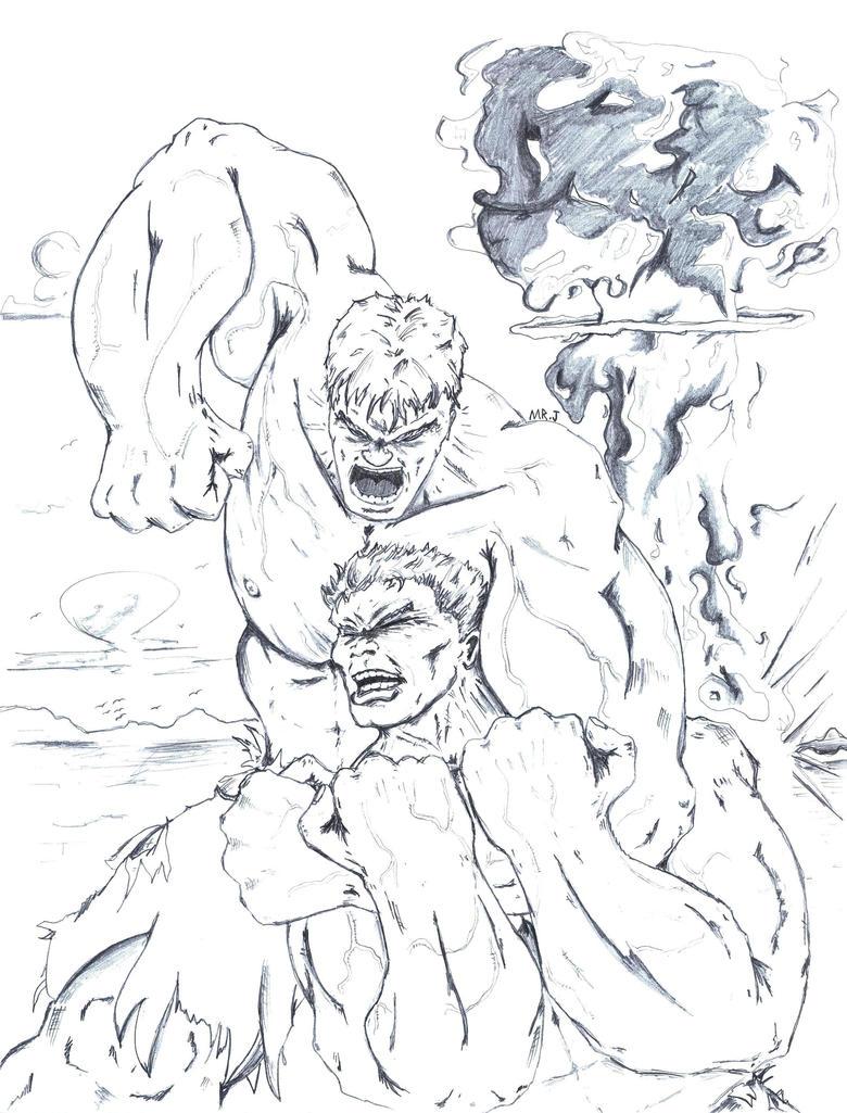 Ungewöhnlich Hulk Malvorlagen Online Bilder - Malvorlagen Von Tieren ...
