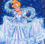 Cinderella by Snorkadoodle
