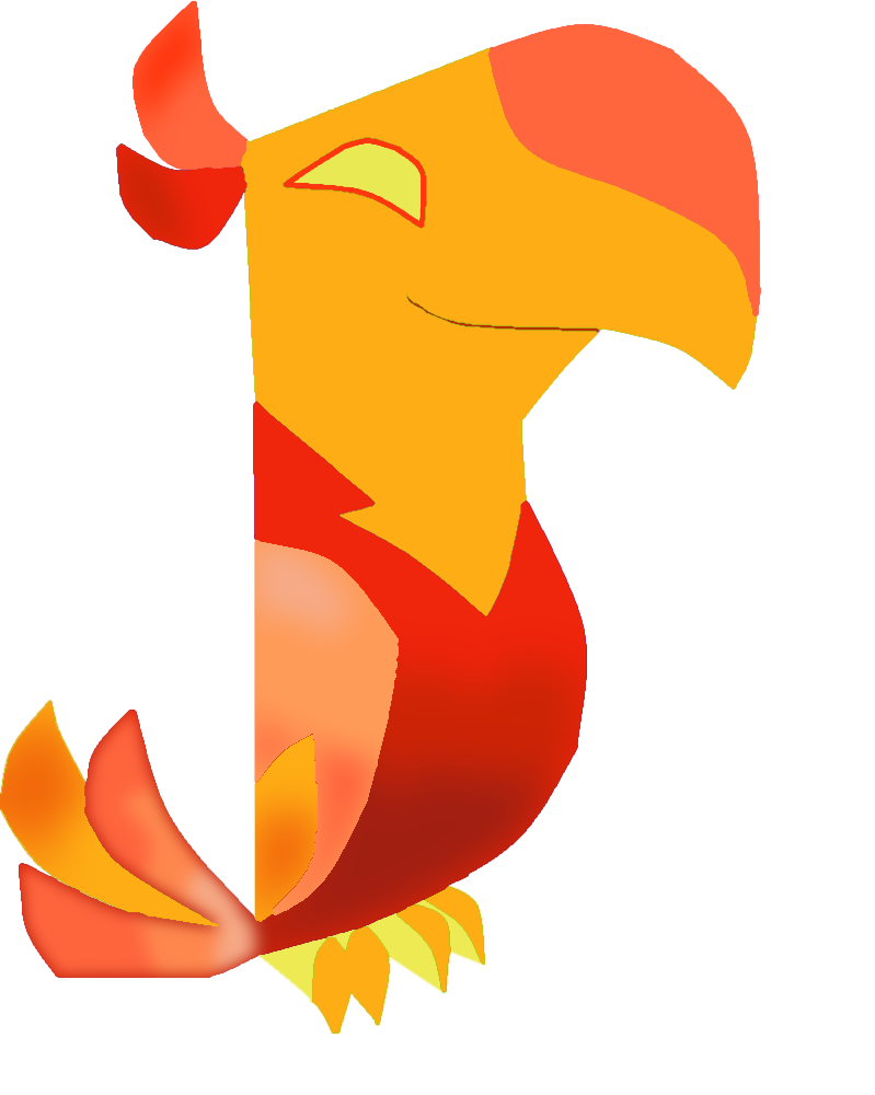 Phoenix2  by Starryflame