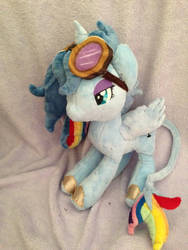 Euphoria Plushie updated by Starryflame