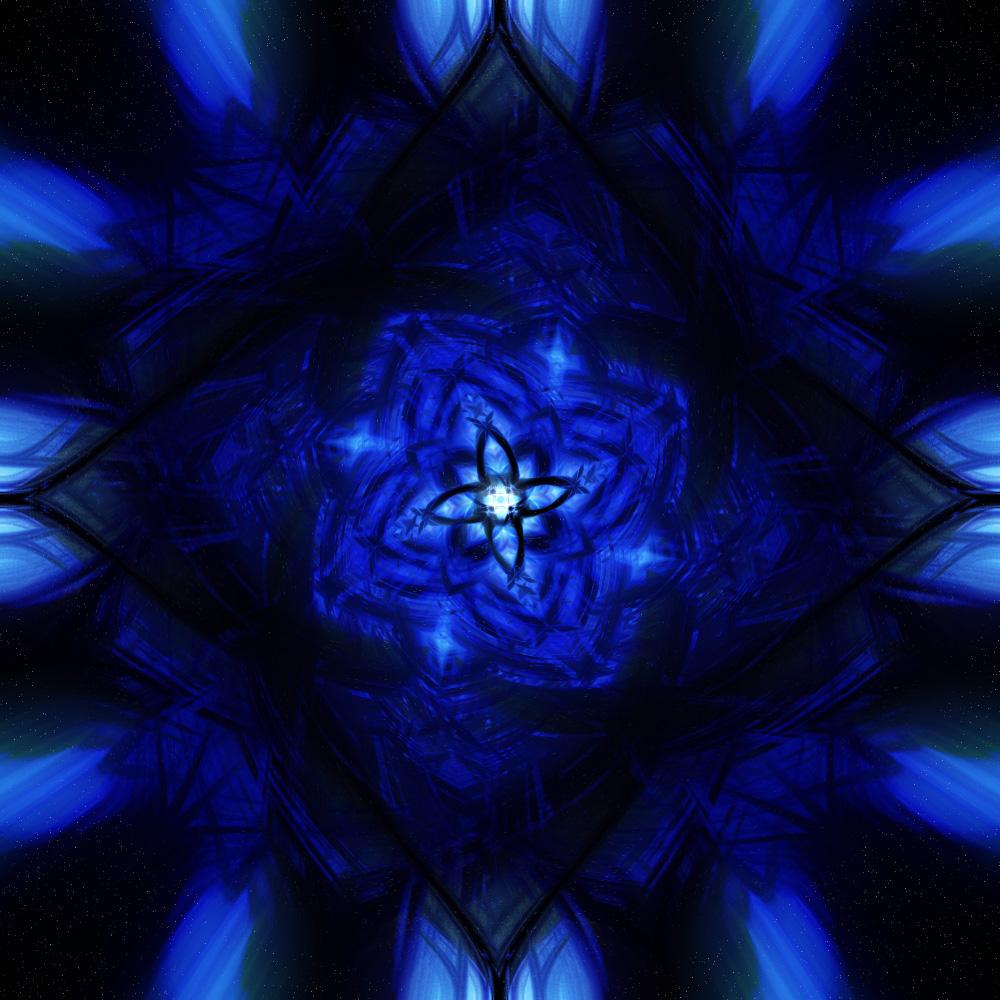 Flower In The Dark by k4kka
