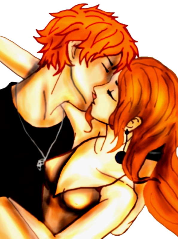 Ichihime KISS by Shadow-Harvest