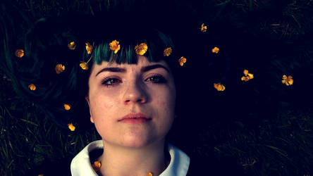 Buttercup Girl by nymsaj