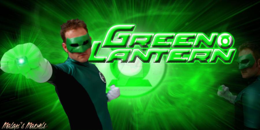 Laban Boldero-Green Lantern by MalakisMarvels