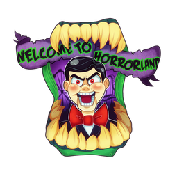 Headshot Commission: Slappy the Dummy by geekgirl8