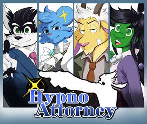 Zander Wright: Hypno Attorney