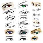 Lots O' Eyes