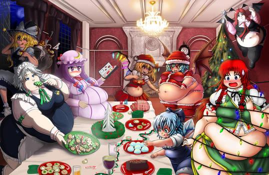 A Merry Touhou Christmas