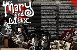 Mary and Max by Two-Players