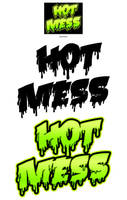 Hot Mess Logo Recovery by Two-Players