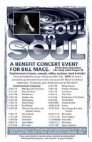 Soul to Soul Charity Event Flier by Two-Players