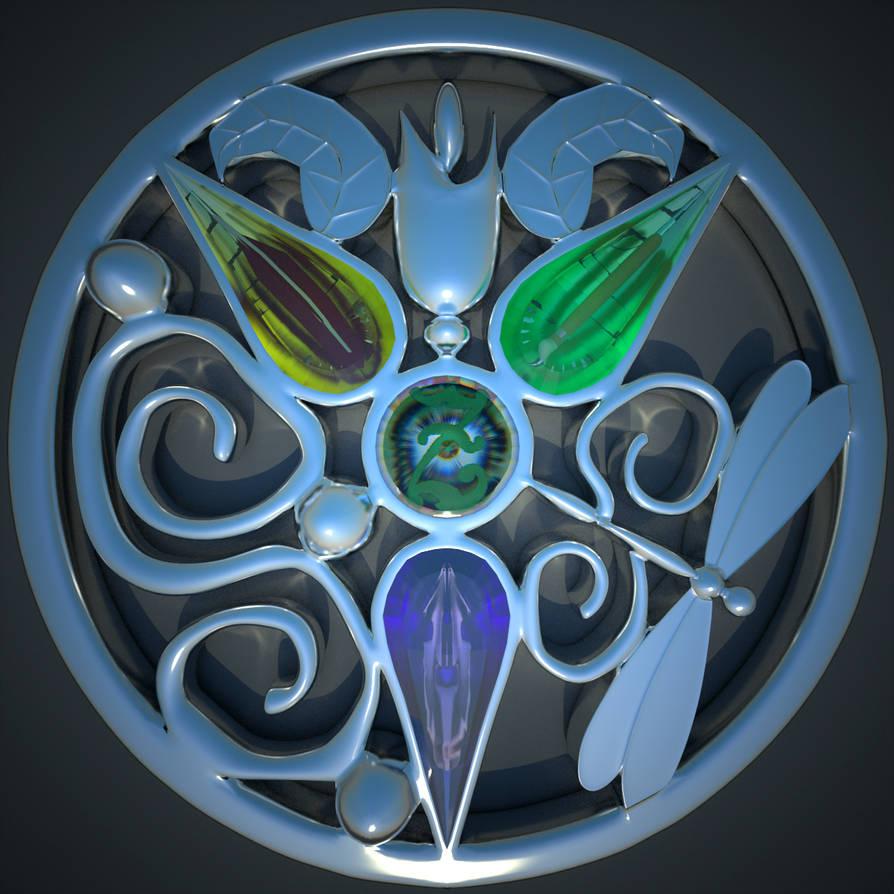 Amulet-Dark background 2