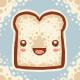 Happy Bread Avy for Sean by knitetgantt