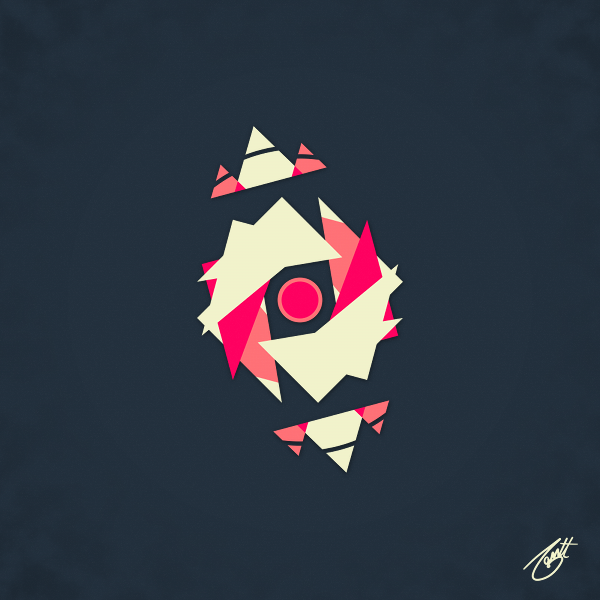 Satellite 3 by knitetgantt