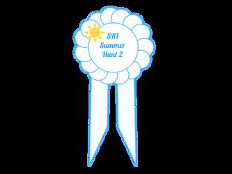 SRI Summer Hunt II: OPEN (ribbon)
