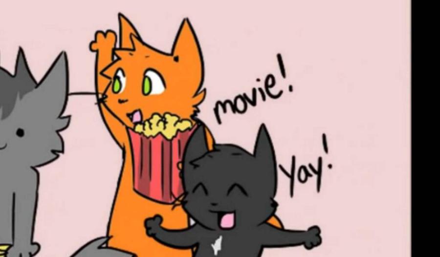 warrior cats chibi-movies : 3 by ravens-tacocat on DeviantArt  Warrior Cat Chibi