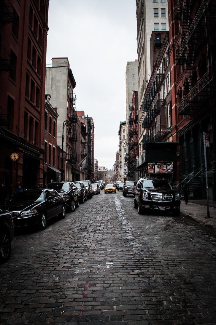 Soho New York Schoudertas : Soho new york by dkuart on deviantart