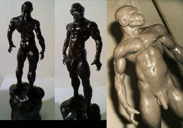 Sculpt complete by macdonaldcreations