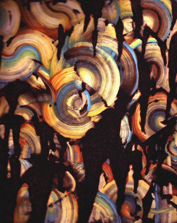 Vintage Spirals by EugeneRainy