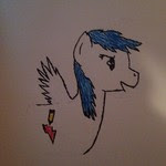 Speed Sketch by Rainbowdash2701