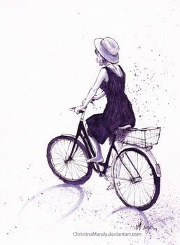 Summer bikeride