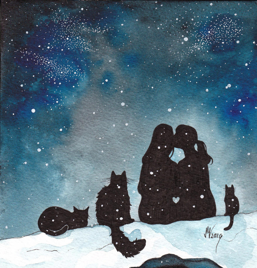 Let it snow by ChristinaMandy