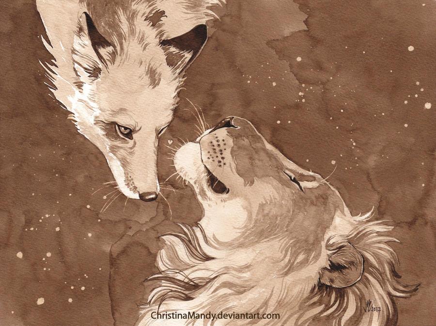 Friendship by ChristinaMandy