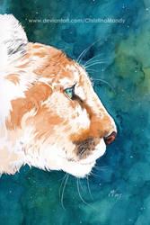 Cougar by ChristinaMandy