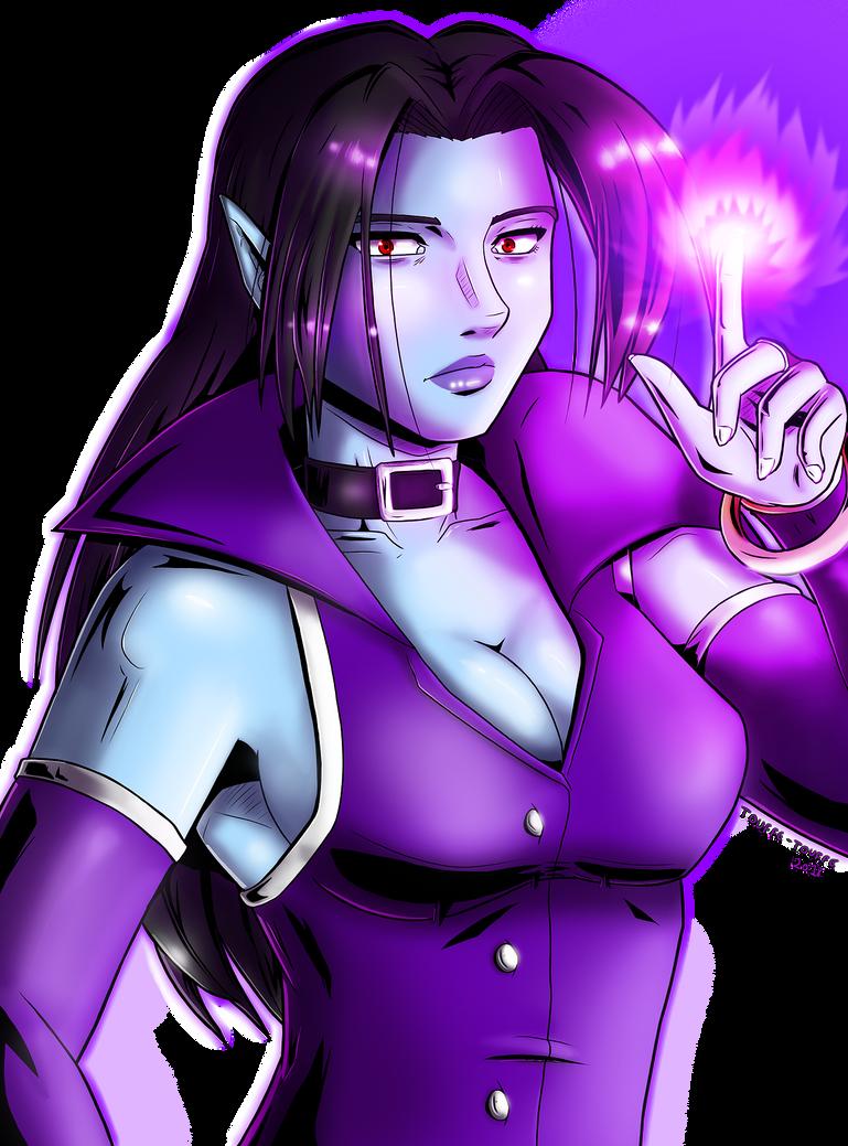 Lady Aeganna 7