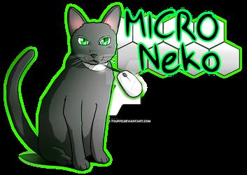 Commission 2019 : Micro Neko