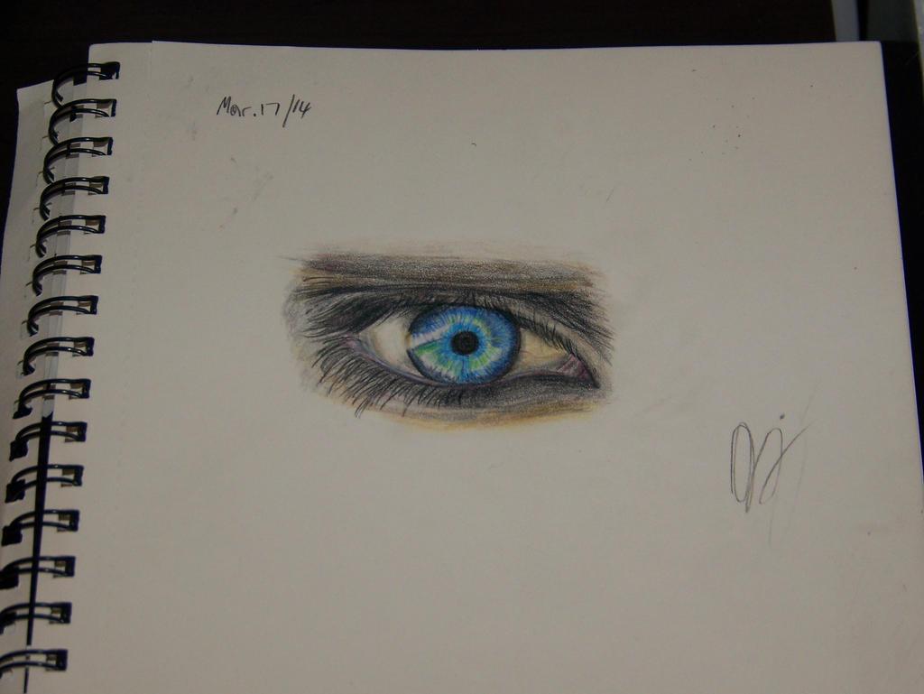 Eye by partyboy3543