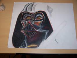 Darth Vader (WIP) by partyboy3543
